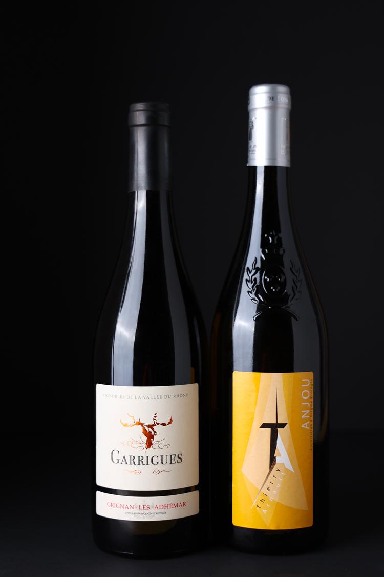 des créations sur mesure pour des bouteilles de vin